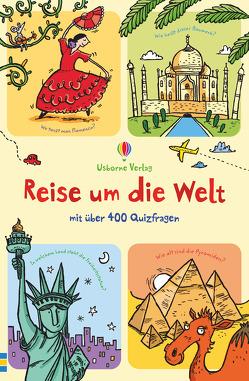 Reise um die Welt von Horne,  Sarah, Robson,  Kirsteen, Tudhope,  Simon