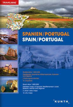 Reiseatlas Spanien / Portugal