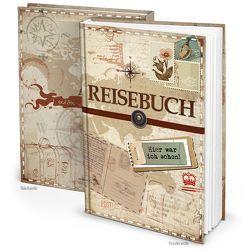 "Reisebuch ""Da war ich schon"" (Hardcover, A4)"