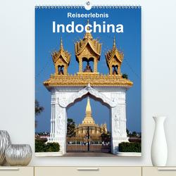 Reiseerlebnis Indochina (Premium, hochwertiger DIN A2 Wandkalender 2021, Kunstdruck in Hochglanz) von Rudolf Blank,  Dr.