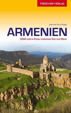 Reiseführer Armenien von Dum-Tragut,  Jasmine