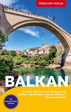Reiseführer Balkan von Beate Kirchner, Jonny Rieder