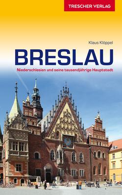 Reiseführer Breslau von Klöppel,  Klaus