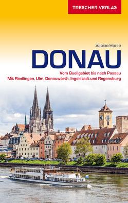 Reiseführer Donau von Herre,  Sabine