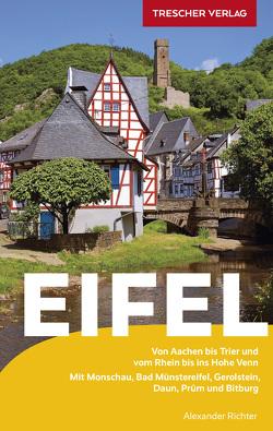 Reiseführer Eifel von Alexander Richter