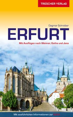 Reiseführer Erfurt von Schreiber,  Dagmar