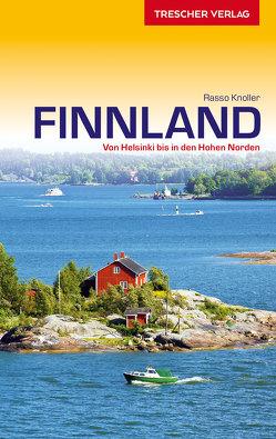 Reiseführer Finnland von Knoller,  Rasso