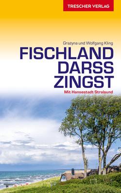 Reiseführer Fischland, Darß, Zingst von Kling,  Wolfgang