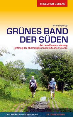 Reiseführer Grünes Band von Haertel,  Anne