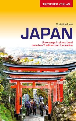 Reiseführer Japan von Liew,  Christine