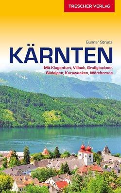 Reiseführer Kärnten von Strunz,  Gunnar