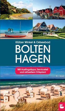Reiseführer Klützer Winkel & Ostseebad Boltenhagen von Rätzke,  Dorian