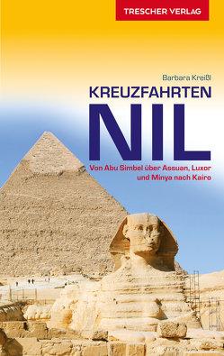 Reiseführer Kreuzfahrten Nil von Barbara Kreißl