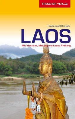 Reiseführer Laos von Krücker,  Franz-Josef