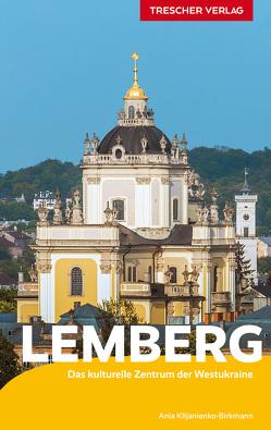 Reiseführer Lemberg von Klijanienko-Birkmann,  Ania