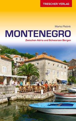 Reiseführer Montenegro von Plesnik,  Marko