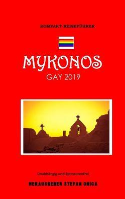 Reiseführer Mykonos Gay 2019 von Onica,  Stefan