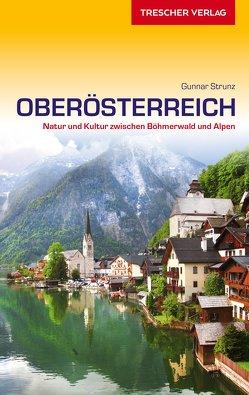 Reiseführer Oberösterreich von Strunz,  Gunnar
