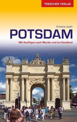 Reiseführer Potsdam von Jaath,  Kristine