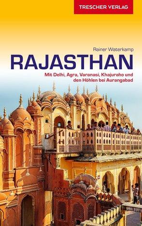 Reiseführer Rajasthan von Waterkamp,  Rainer