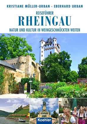 Reiseführer Rheingau von Müller-Urban,  Kristiane, Urban,  Eberhard