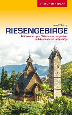 Reiseführer Riesengebirge von Schüttig,  Frank