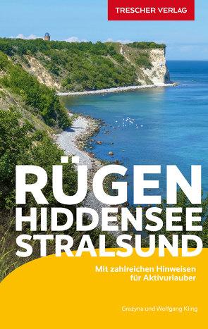 Reiseführer Rügen, Hiddensee, Stralsund von Grazyna Kling, Wolfgang Kling
