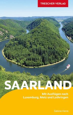 Reiseführer Saarland von Sabine Herre