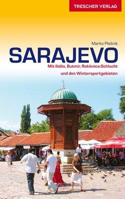 Reiseführer Sarajevo von Plesnik,  Marko