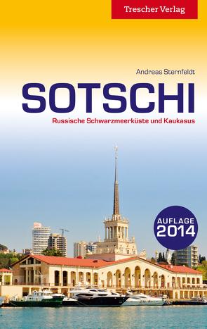 Reiseführer Sotschi (2014) von Sternfeldt,  Andreas