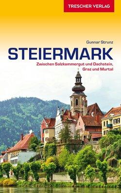 Reiseführer Steiermark von Strunz,  Gunnar