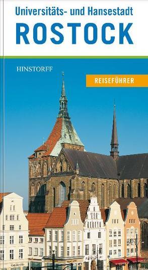Reiseführer Universitäts- und Hansestadt Rostock von Czarkowski,  Thorsten, Häntzschel,  Thomas