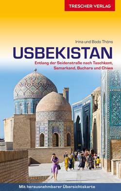 Reiseführer Usbekistan von Thöns,  Bodo
