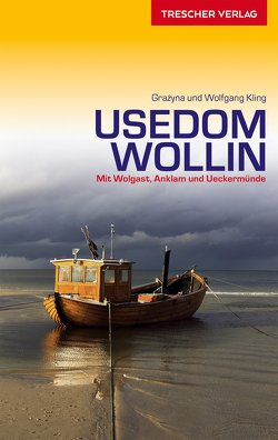 Reiseführer Usedom und Wollin von Grazyna Kling, Wolfgang Kling