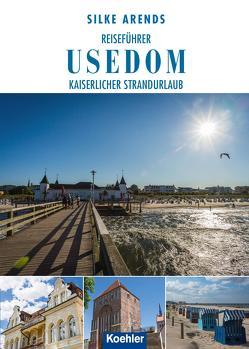 Reiseführer Usedom von Arends,  Silke