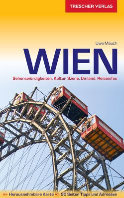 Reiseführer Wien von Mauch,  Uwe