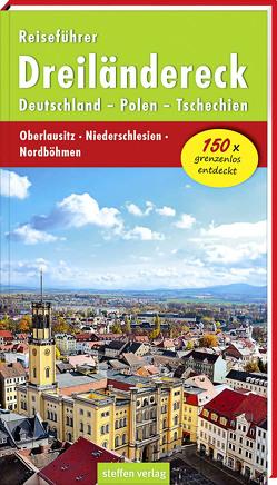Reiseführer Dreiländereck von Stelzer,  Christine