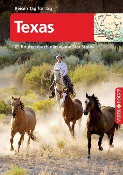 Texas – VISTA POINT Reiseführer Reisen Tag für Tag von Schmidt-Brümmer,  Horst