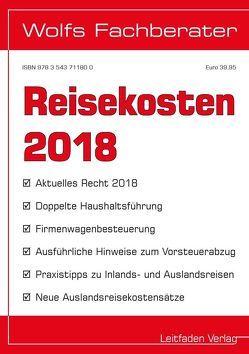 Reisekosten 2018