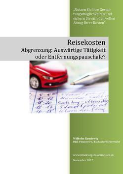 Reisekosten von Krudewig,  Wilhelm