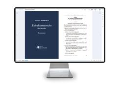 Reisekostenrecht des Bundes – Digital von Biel,  Rolf, Irlenbusch,  Willi, Kopicki,  Alfons
