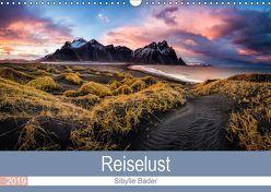 Reiselust 2019 (Wandkalender 2019 DIN A3 quer) von BADER,  SIBYLLE