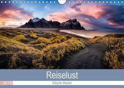 Reiselust 2019 (Wandkalender 2019 DIN A4 quer) von BADER,  SIBYLLE