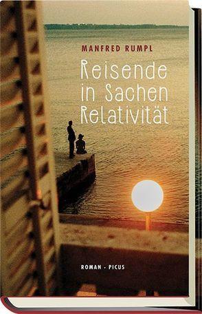 Reisende in Sachen Relativität von Rumpl,  Manfred