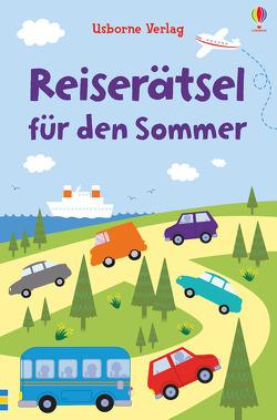Reiserätsel für den Sommer von Non Figg, Sage,  Molly, Smith,  Sam, Taplin,  Sam