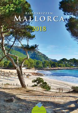 Reiseskizzen Mallorca 2018 von Braue,  Dieter