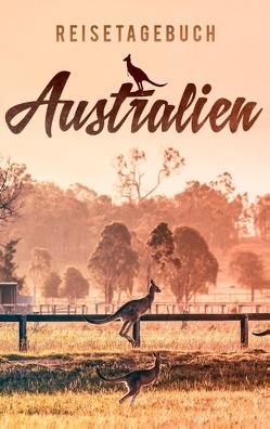 Reisetagebuch Australien zum Selberschreiben und Gestalten von Essential,  Travel