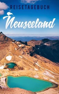 Reisetagebuch Neuseeland zum Selberschreiben und Gestalten von Essential,  Travel