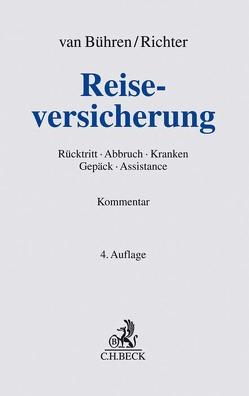 Reiseversicherung von Bühren,  Hubert W. van, Bühren,  Martin van, Richter,  Claudia