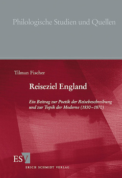 Reiseziel England von Fischer,  Tilman